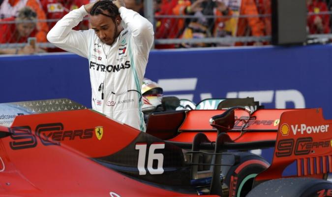 Hamilton partirá segundo en Sochi / Foto: AP