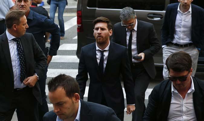 El futbolista también esta siendo investigado en Argentina l Foto: Cortesía