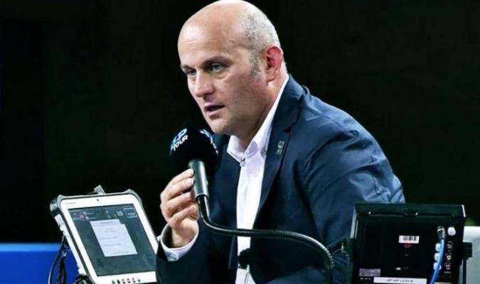 Moscarella fue suspendido por la ATP / Foto: Cortesía