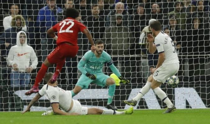 Gnabry le marcó cuatro goles al Tottenham / Foto: Cortesía