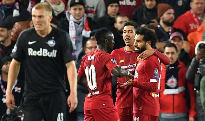 Era el primer partido de los ingleses en casa l Foto: Cortesía