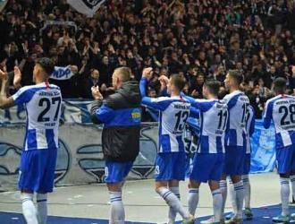 Hertha no le ganaba al Düsseldorf desde el 2011 / Foto: Cortesía