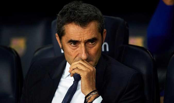 El entrenador admitió la situación del partido / Foto: EFE
