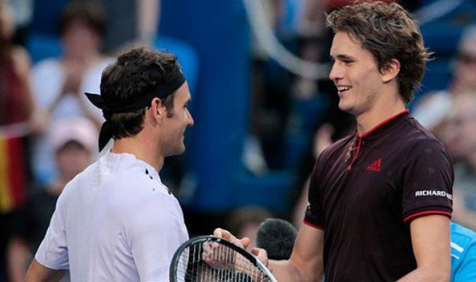 Federer visitará Santiago para un partido amistoso / Foto: Cortesía