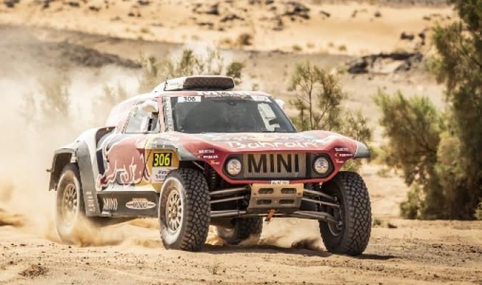 Sainz se queda con la tercera etapa en Marruecos / Foto: Cortesía