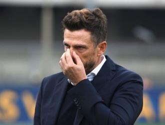 Di Francesco fue cesado tras siete juegos / Foto: Cortesía