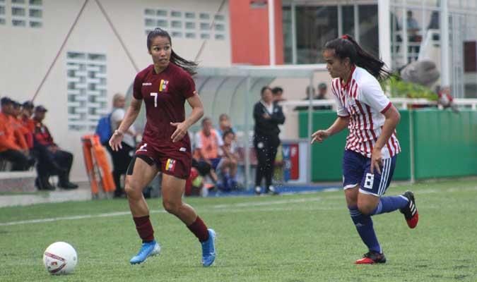El primer partido igualaron a uno / Foto: Cortesía