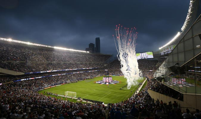Estadio Soldier Field / Foto: MLS Soccer