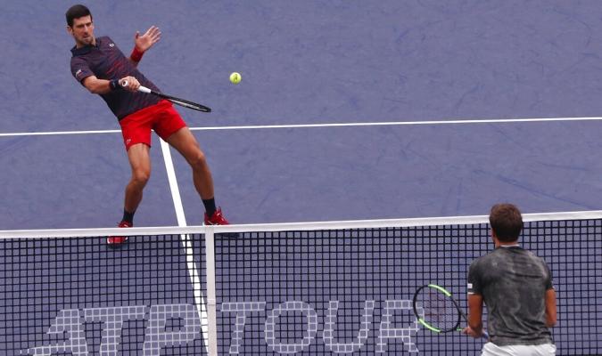 Djokovic venció a Denis Shapovalov / Foto: Cortesía
