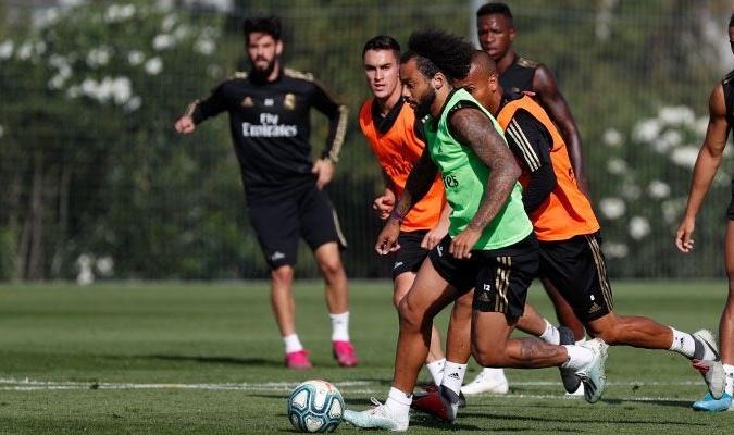 Marcelo se recupera de su lesión / Foto: Cortesía