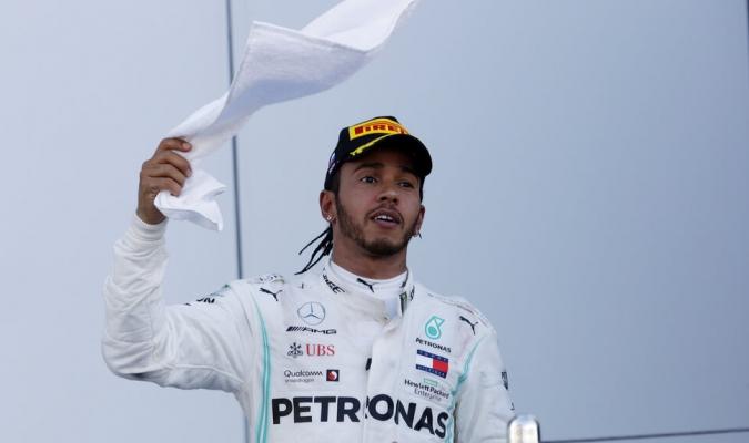 Hamilton lidera con comodidad el campeonato / Foto: AP
