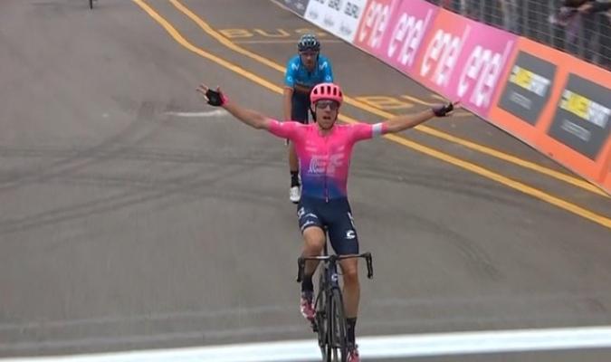 Woods dominó en la carrera clásico del ciclismo / Foto: AP