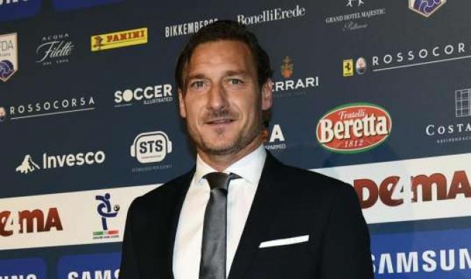 Totti protagonizará un reality para Amazon / Foto: Cortesía