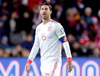 Ramos cumplió 168 encuentros internacionales con España / Foto: Cortesía