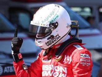 Vettel saldrá primero y Lecrerc segundo / Foto: Cortesía
