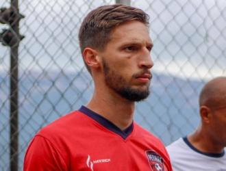 El defensor fue titular indiscutible en el Petare || Foto: Deportivo Petare