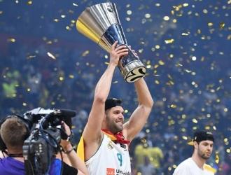 Reyes es el jugador que más presencias tiene en Euroliga/ Foto AP