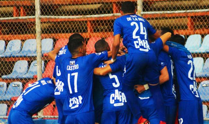 Los zulianos celebraron su clasificación / Foto: Zulia FC
