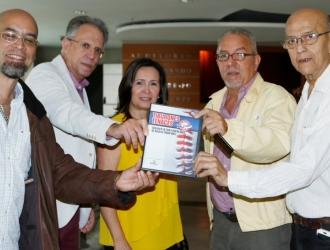 El es cuarto libro de béisbol que publica Banesco / Foto: Carlos Bautista