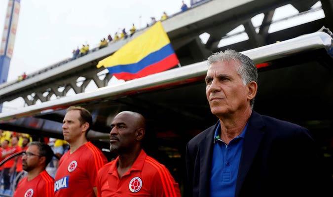 El portugués está al mando de la selección / Foto: EFE