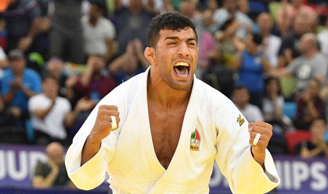 Saeid Mollaei fue obligado a retirarse/ Foto Cortesía