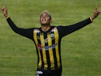 Ocanto ya lleva par de goles en el torneo || Foto: Deportivo Táchira
