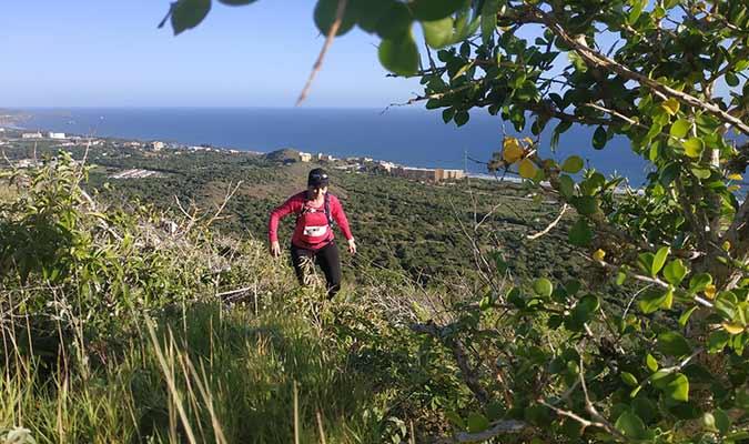 La prueba permitirá disfrutar de las bellezas de la isla/ Foto 360margaritatrail.com