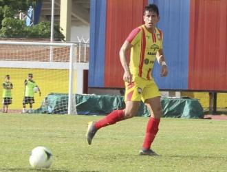 El zaguero tiene tres goles en el año || Foto: Aragua FC