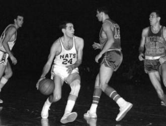 Bianchi debutó con Syracuse en 1956 l Foto: Cortesía