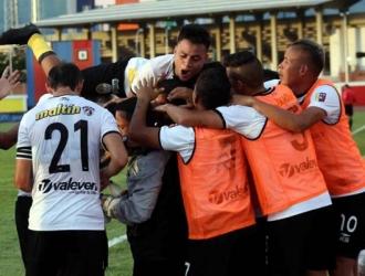 Los tachirenses celebraron la clasificación || Foto: Deportivo Táchira