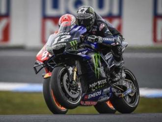 El piloto compite para el equipo Yamaha l Foto: Cortesía