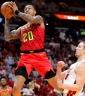 La NBA informó el martes que el jugador de 22 años dio positivo/ Foto: AP