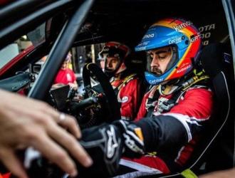 Alonso se prepara de cara a Dakar 2020 / Foto: Cortesía
