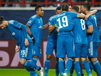 La 'Juve' logró ganar cerca del final/ Foto AP