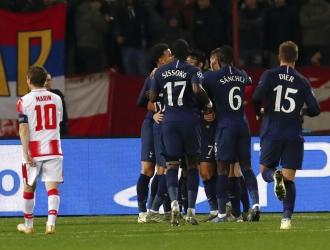 Lo Celso dirigió al Tottenham en Champions / Foto: AP