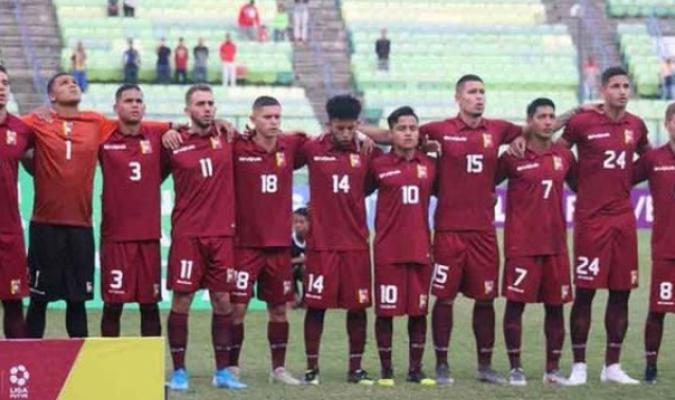 Venezuela viene de jugar ante Brasil y Bolivia en octubre / Foto: Cortesía