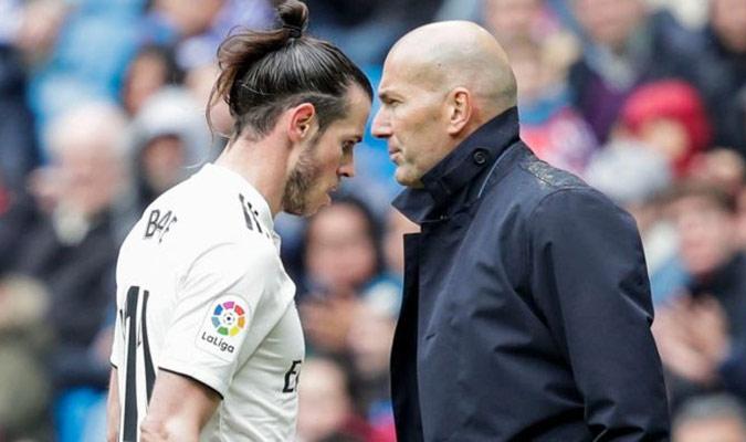 Zidane aclaró que aunque trabajaban no estaban disponibles/ Foto Cortesía