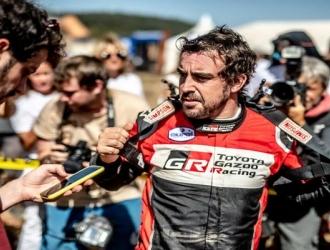 Alonso se prepara así para el Dakar 2020/ Foto Cortesía