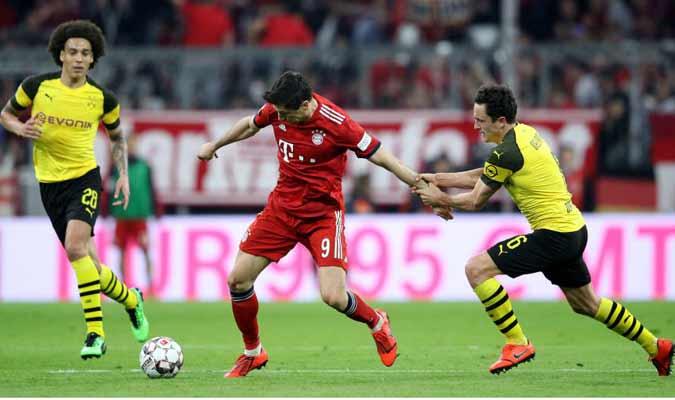 El Bayern esta de tercero en la tabla con 21 puntos/ Foto: Cortesía
