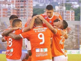 Caracas y Táchira clasificaron a Libertadores / Foto: Cortesía