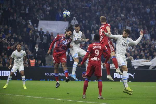 Marsella se llevó los tres puntos / Foto: Cortesía