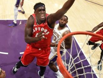 Siakam estuvo imparable ante Lakers/ Foto Cortesía