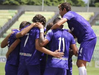 El cuadro violeta clasificó a cuartos de final || Foto: Metropolitanos FC