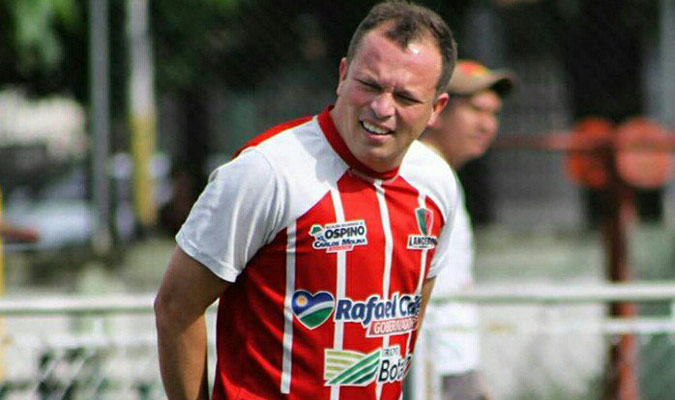 Molina es alcalde del municipio Ospino / Foto: Lanceros de Ospino FC