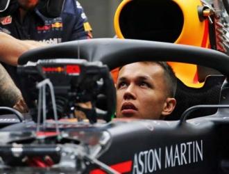 El británico es compañero de Max Verstappen l Foto: Cortesía