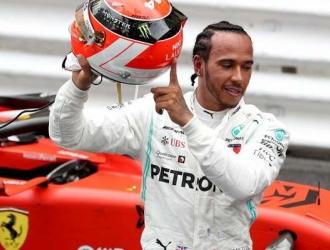 El piloto aseguró el campeonato del mundial 2019 l Foto: Cortesía
