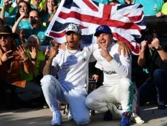 Los dos de Mercedes dominaron en la temporada/ Foto Cortesía