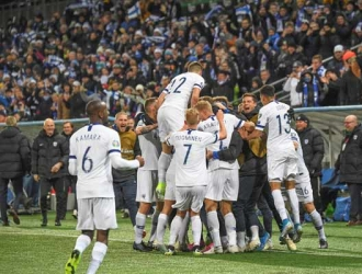 Finlandia puso fin a décadas sin conseguir un cupo a la Eurocopa/ Foto: Cortesía