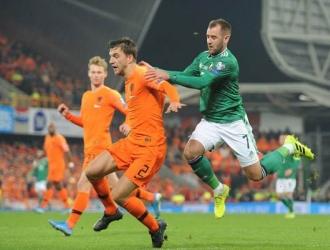 Los holandeses tenían ocho años sin clasificar / Foto: EFE