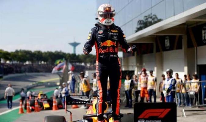 La carrera se disputó en el circuito de Interlagos l Foto: Cortesía